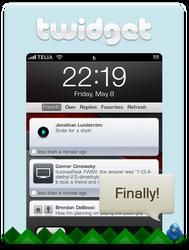 Twidget 3.0