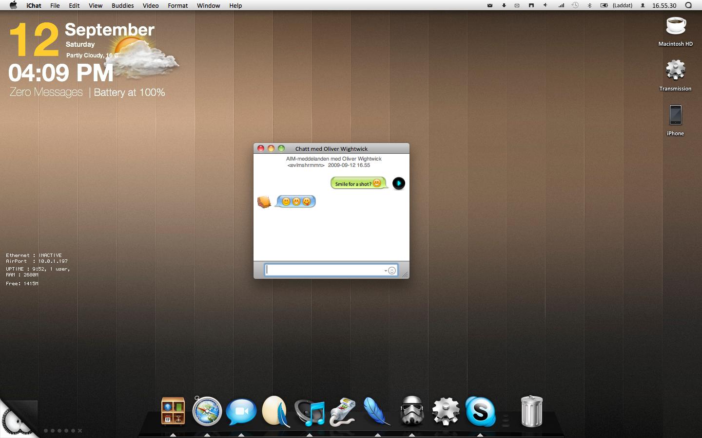 Autumn's Desktop