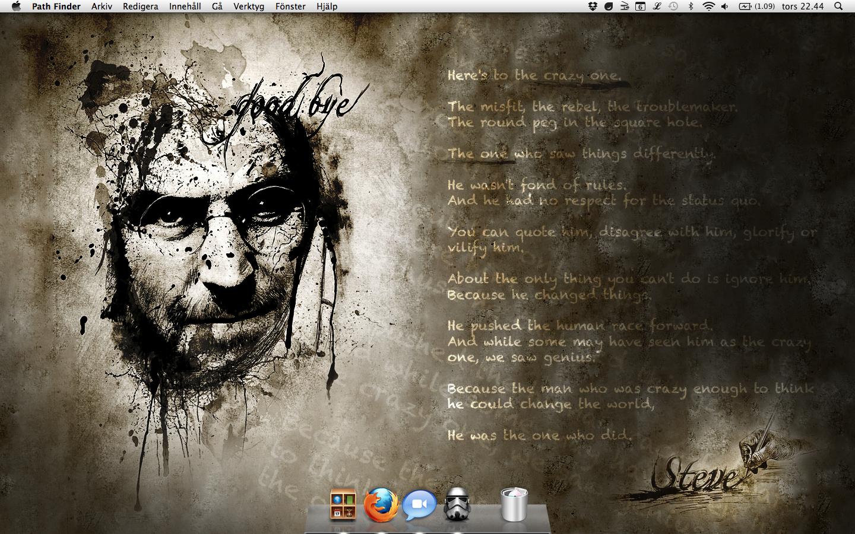 R.I.P Steve Jobs by Plizzo