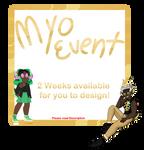 MYO EVENT: 2 Weeks free Fawna MYO *CLOSED*