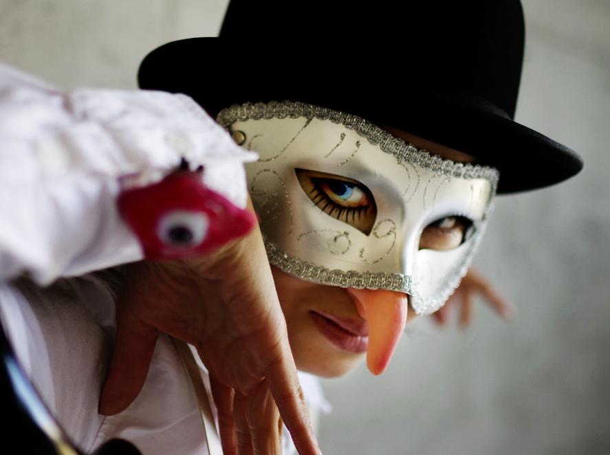 A Clockwork Orange by ou-  A Clockwork Orange Mask