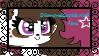 Diamond Cookie Wolf FAN STAMP by DiamondCookieWolf