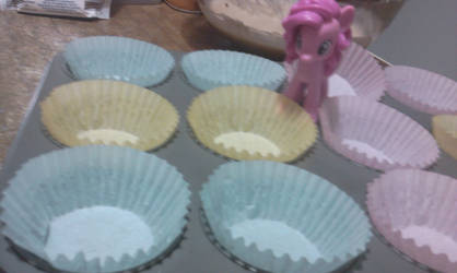 Me and Pinkie Pie baking 3 by goukai