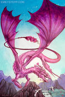 Spring Dragon by EmilyStepp