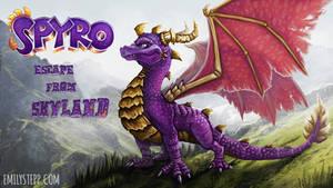 Spyro : Escape from Skyland
