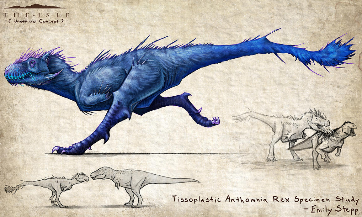 Tissoplastic Anthomnia Rex by EmilyStepp