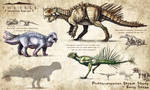 The Isle Fan Concept - Psittacosaurus Strains