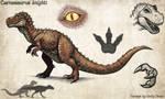 Carnosaurus Concept Commission
