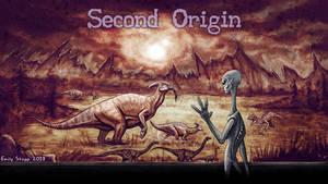 Second Origin -The Isle Server Banner by EmilyStepp