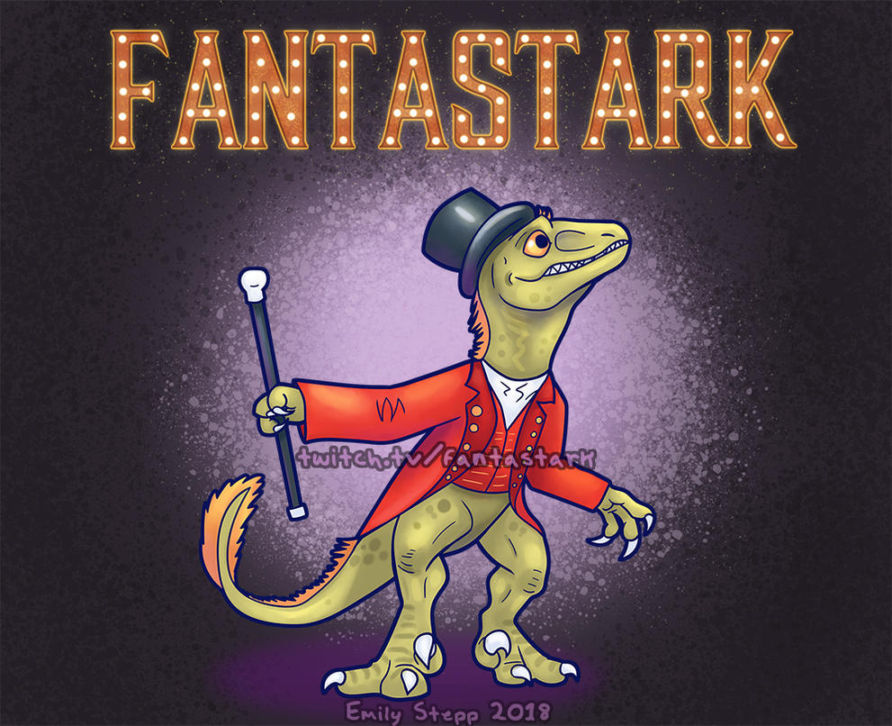 FantastARK - The Greatest Showraptor Icons by EmilyStepp