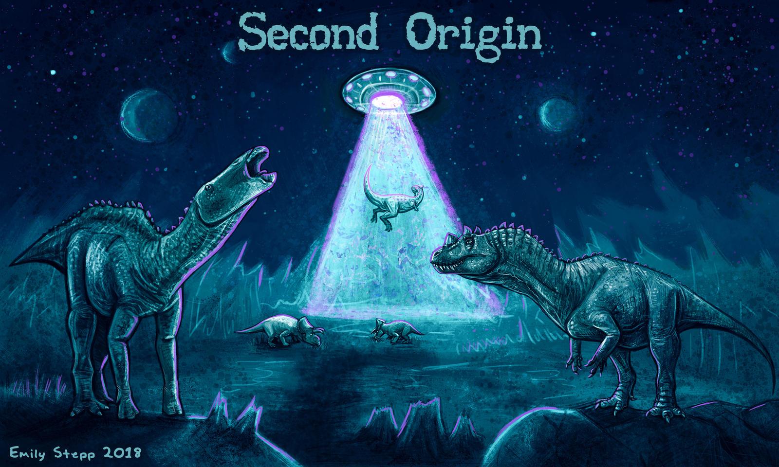 Second Origin - The Isle Server Banner 2 by EmilyStepp