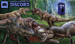 Rex Crossover Channel Art
