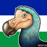 Dodo Profile Icon Commission