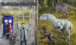 Jurassic World and The Isle Crossover Channel Art