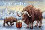Winter Holiday Card 2018