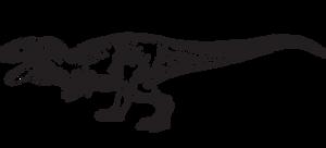 The Isle Adult Giganotosaurus Template