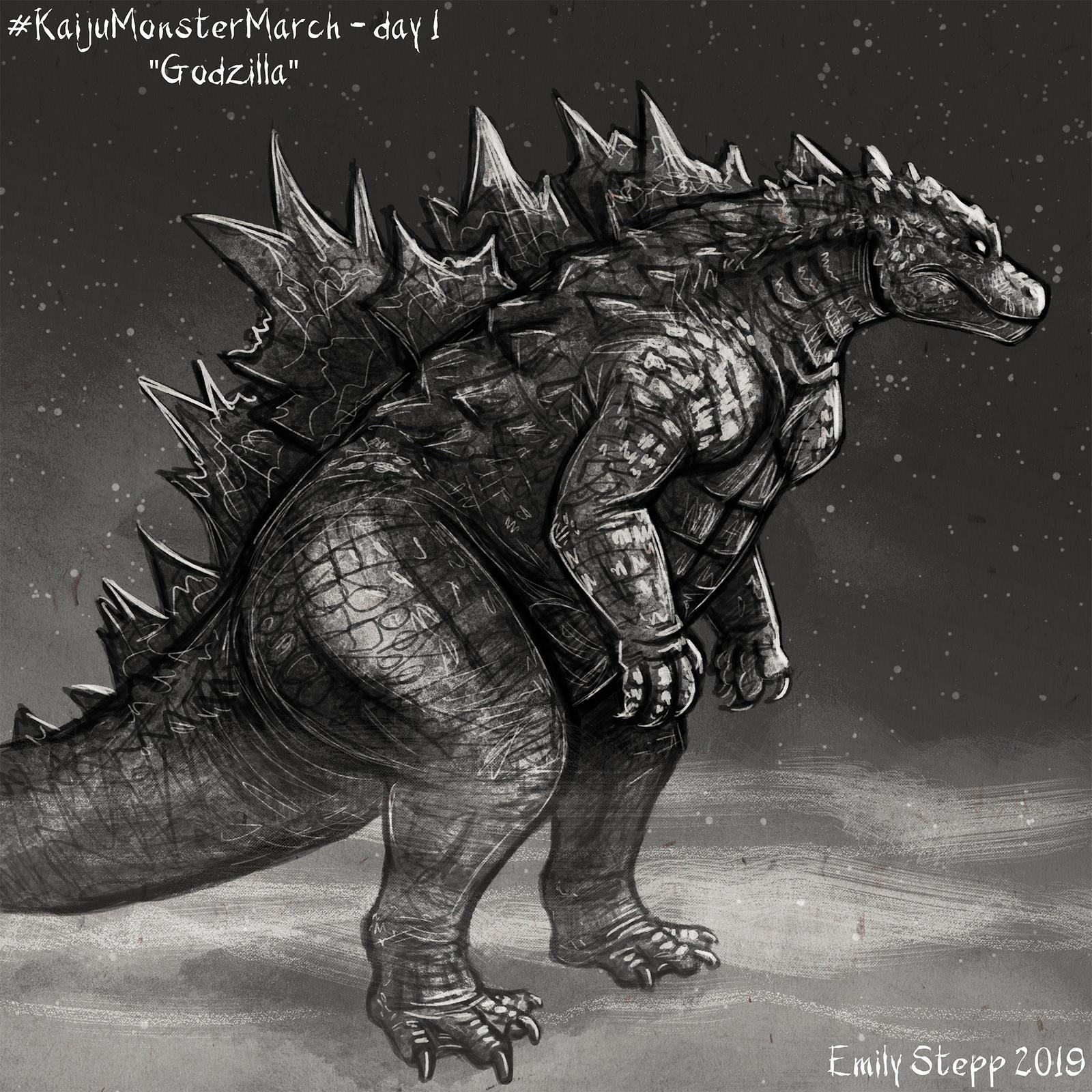 Godzilla Kaiju