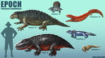 Epoch - Paleozoic Amphibians