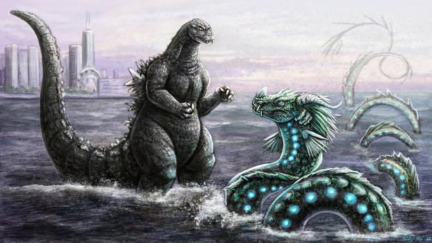 Godzilla in Chicago Part 1