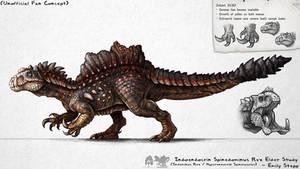Indoendocrin Spinedominus Rex Elder Study