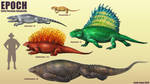 Epoch - Early Permian Synapsids