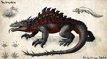 Sairgizia Monster Hunter Concept Commission