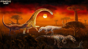 Sauropod Hunt Part 1