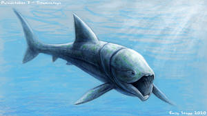 Paleoctober 3 - Titanichthys