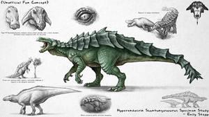 Hyperendocrin Shantungosaurus Study Commission