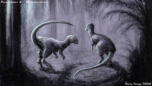 Paleoctober 6 - Kulindadromeus