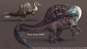 Muscovy Duck Spinosaurus 2