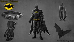 Batman Extreme Concept Commission
