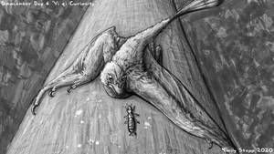 Yi qi Curiosity - Dinocember Day 6