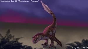 Achillobator Plumage - Dinocember Day 15