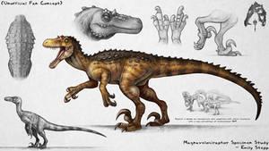Magnavelociraptor Mod Concept