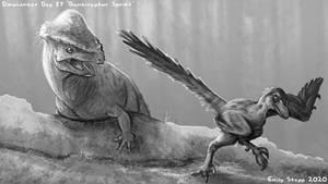 Bambiraptor Sprint - Dinocember Day 17