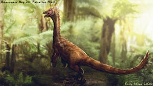 Falcarius Alert - Dinocember Day 26