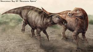 Maiasaura Hybrid - Dinocember Day 27