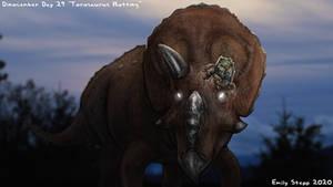 Torosaurus Rotting - Dinocember Day 29