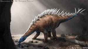 Miragaia Thirsty - Dinocember Day 30