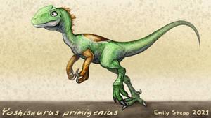 Yoshisaurus primigenius