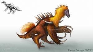 Hybrid Dinosaur Commission