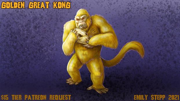 Golden Great Kong