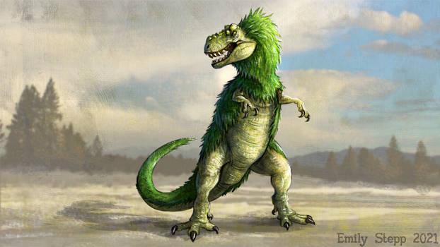 Primitive War - Retrosaur Father rex