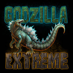 Godzilla Extreme Logo