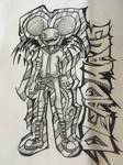 Deadmau5 by o0LadyCrow0o