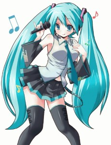 VocaloidCH-Miku's Profile Picture
