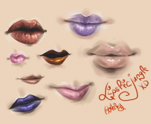Lips Skatch