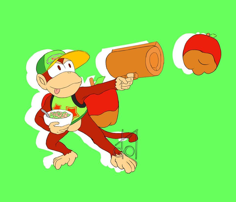 Cinnamonkey by dramateen01