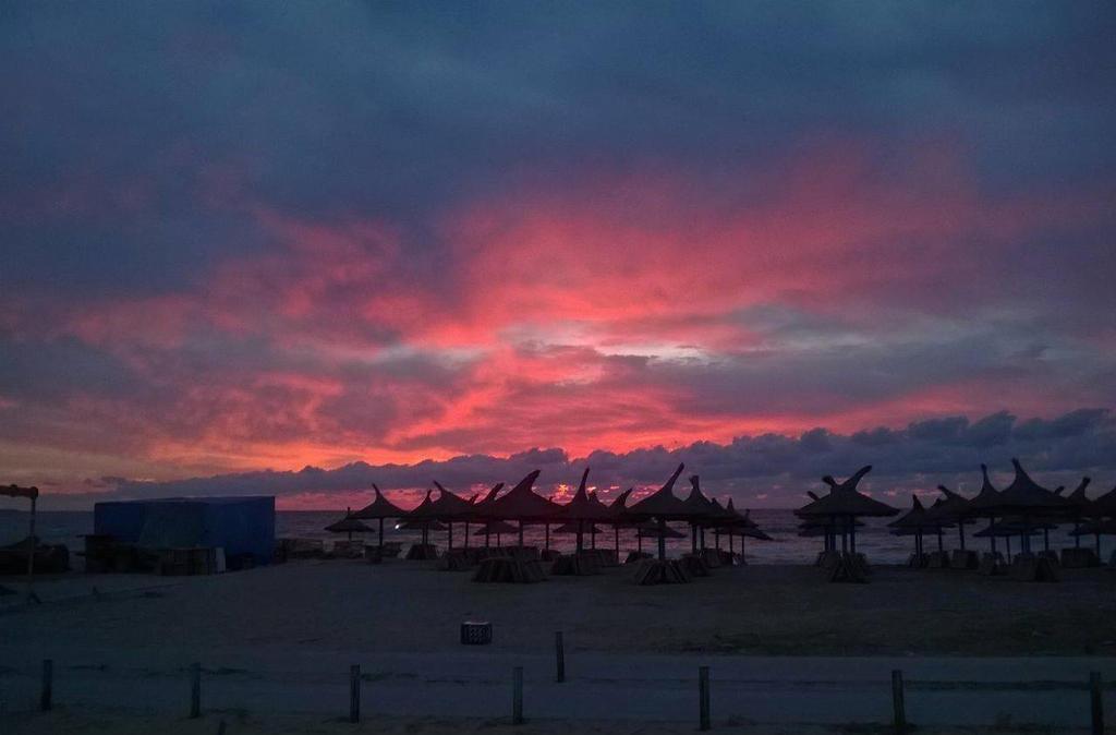 May  sunrise seaside by skyzorR
